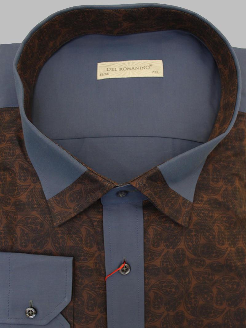Рубашка DEL ROMANINO 1824003-3