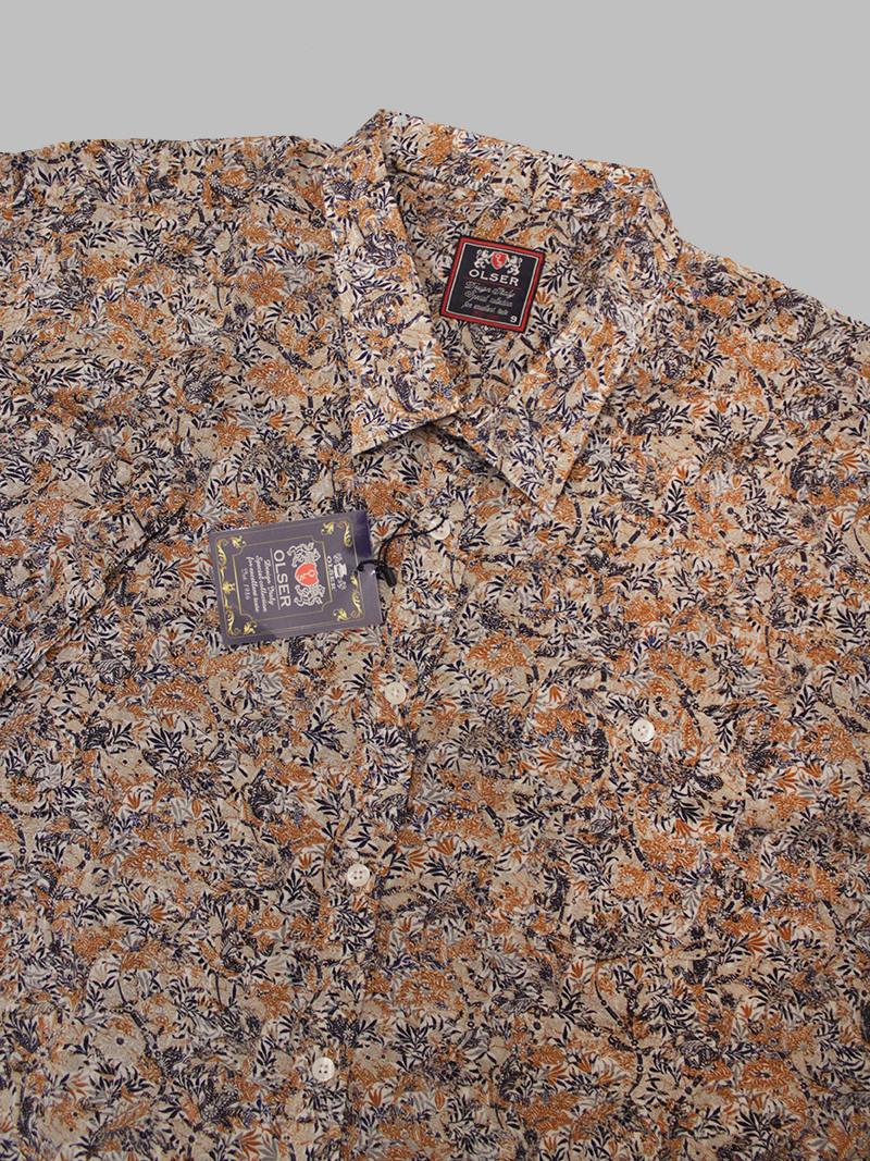 Рубашка OLSER 1825509-2