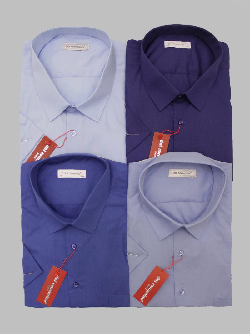 Рубашка DEL ROMANINO 1811261