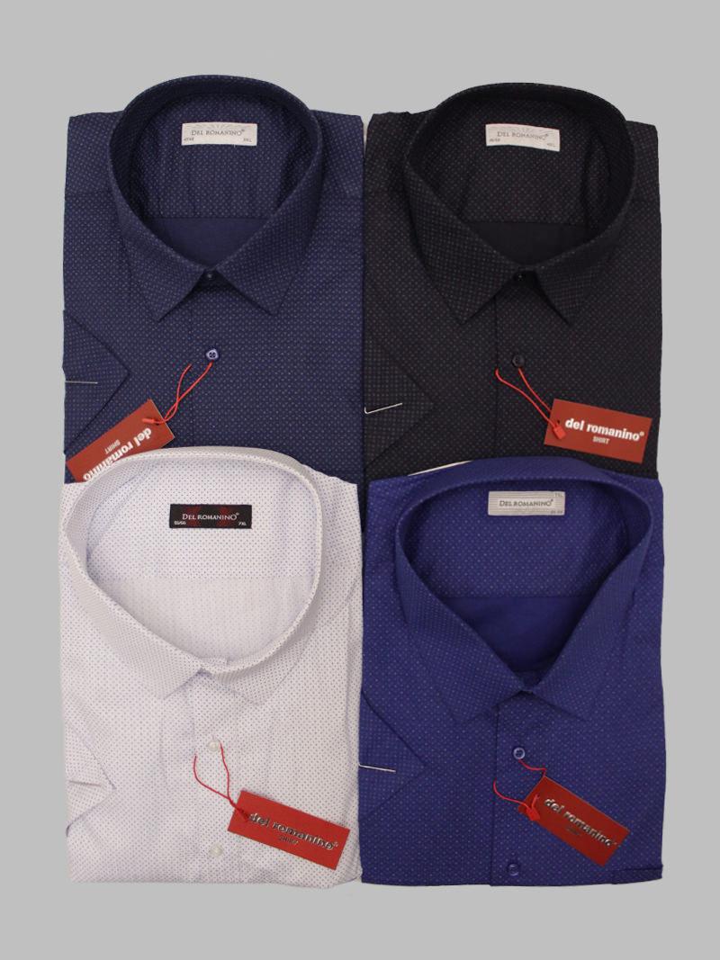 Рубашка DEL ROMANINO 1811271