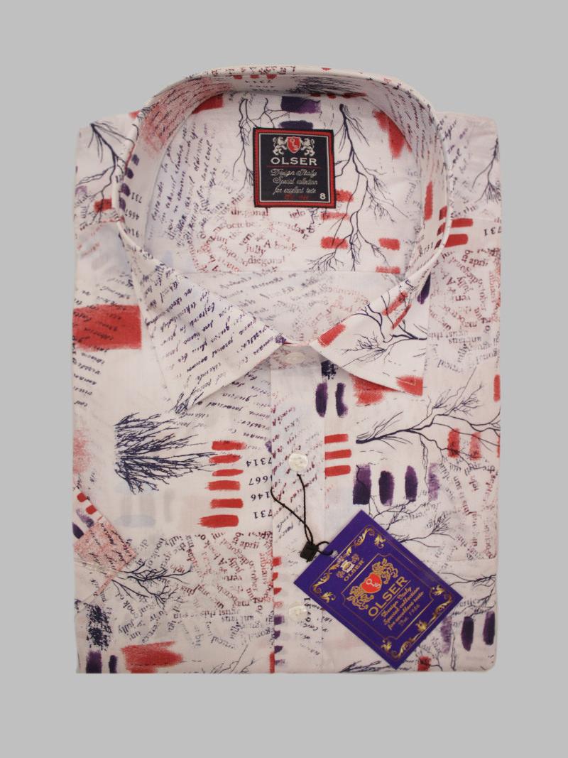 Рубашка OLSER 1814214