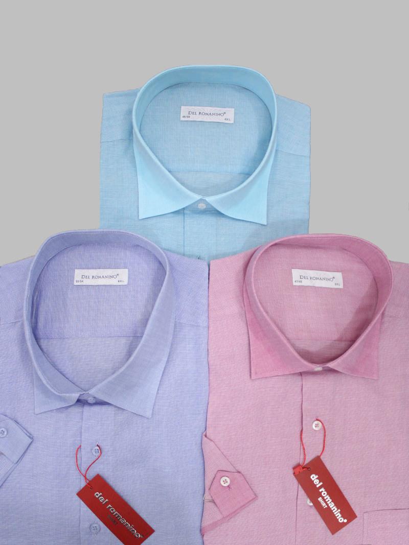 Рубашка DEL ROMANINO 1811012