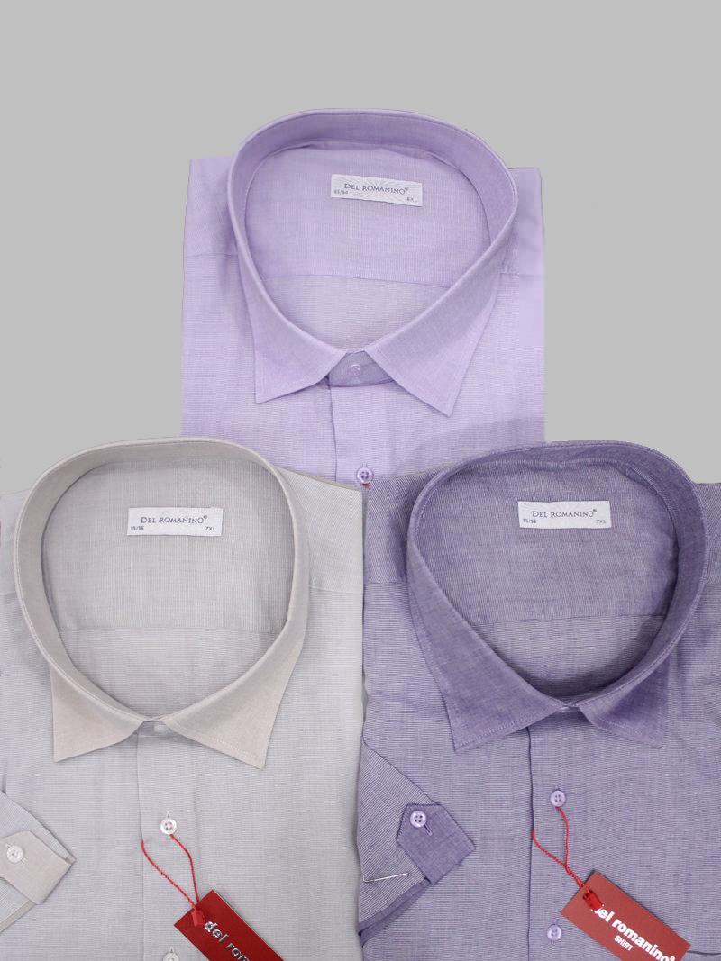 Рубашка DEL ROMANINO 1811012-1