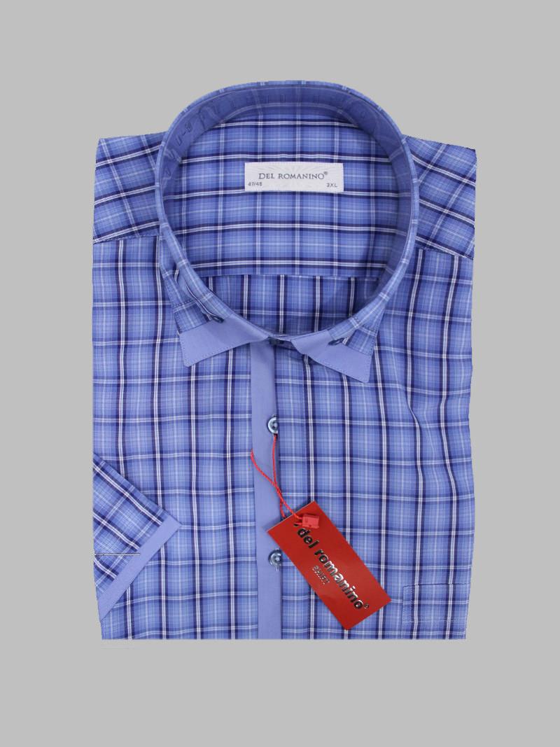 Рубашка DEL ROMANINO 1812003-2