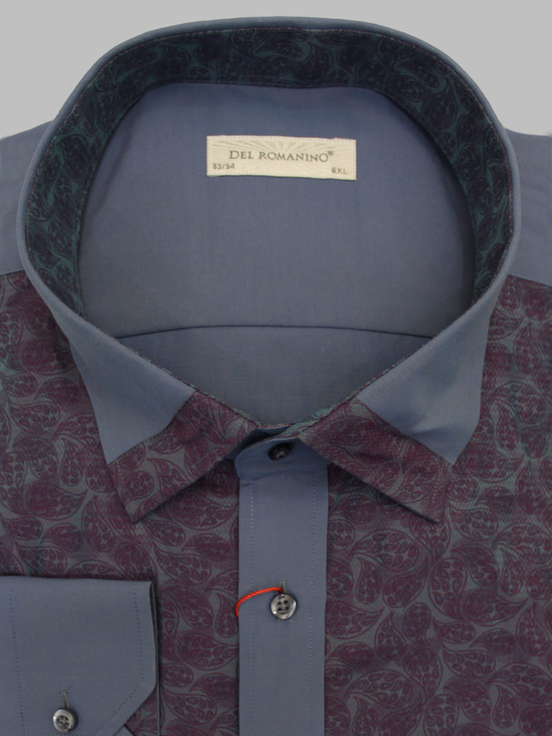 Рубашка DEL ROMANINO 1824003-4