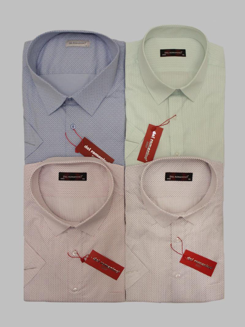 Рубашка DEL ROMANINO 1811272