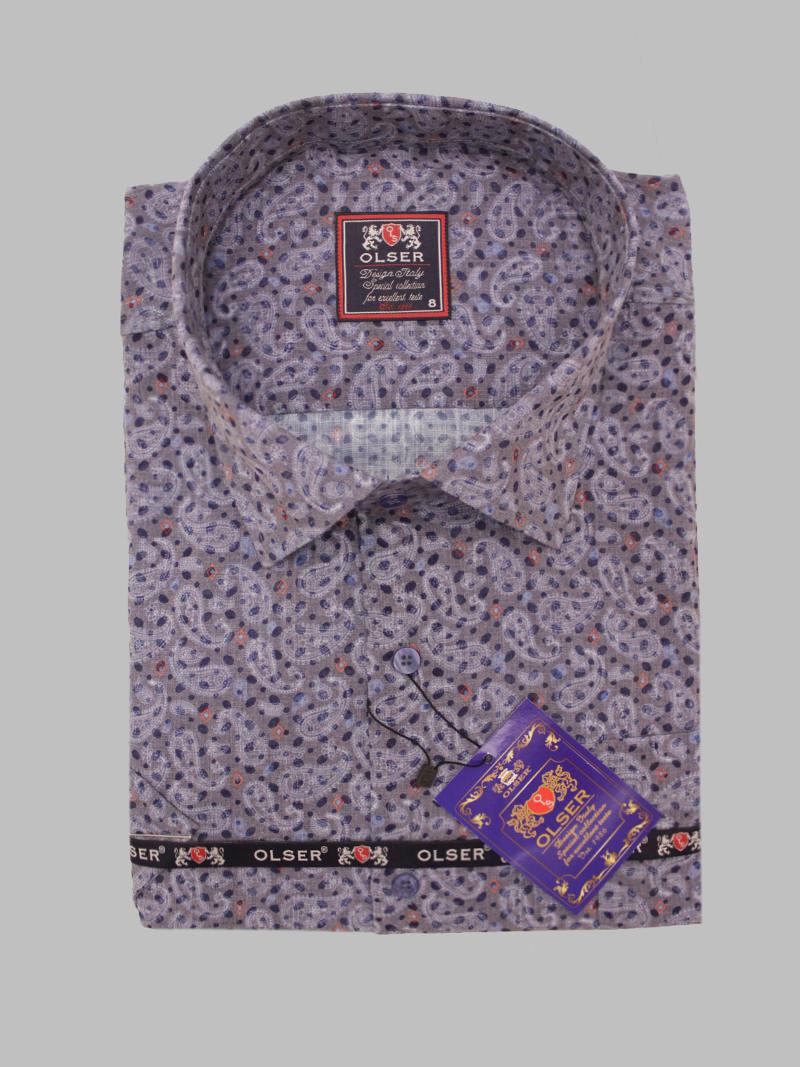 Рубашка OLSER 1814211