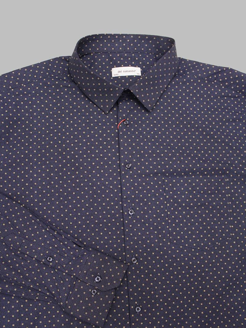 Рубашка DEL ROMANINO 1818007-2