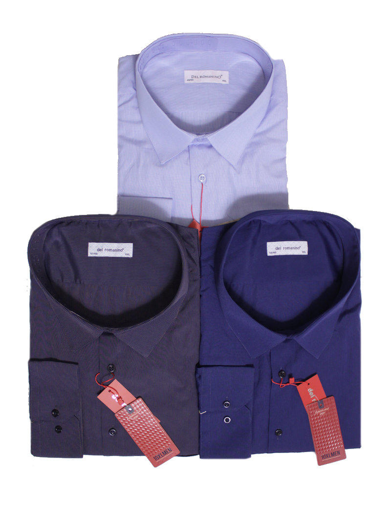 Рубашка DEL ROMANINO 1830004