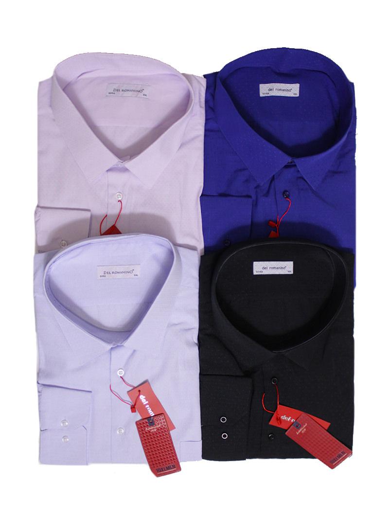 Рубашка DEL ROMANINO 1830007-1