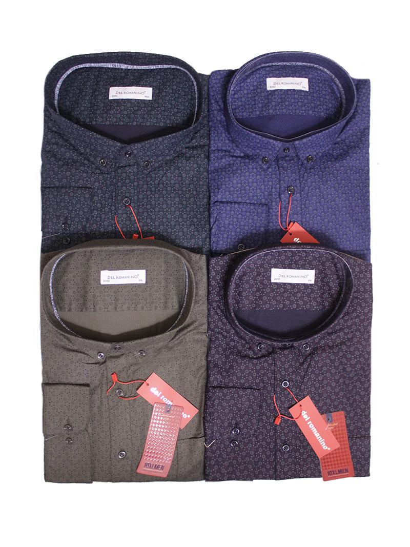 Рубашка DEL ROMANINO 1830009
