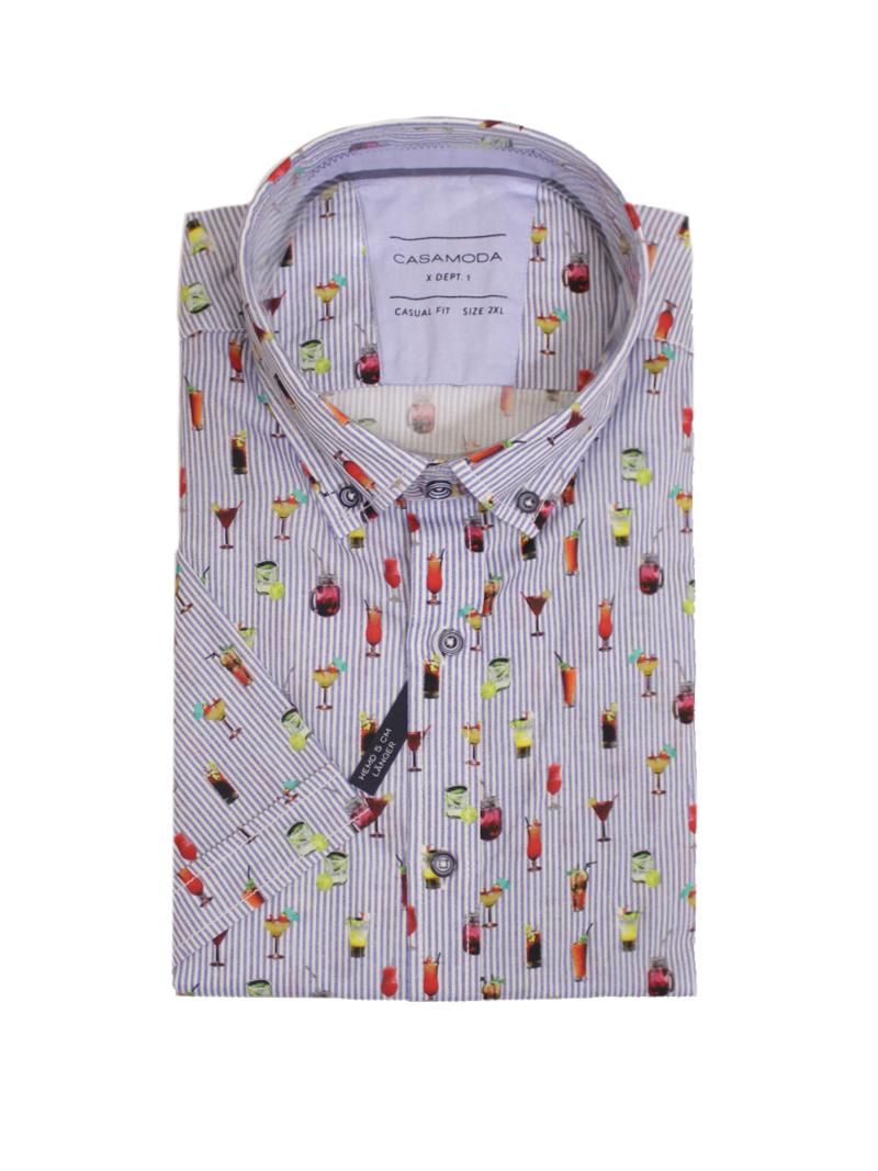 Рубашка CASAMODA 1828700-2