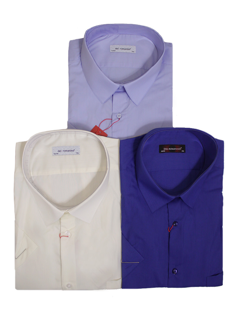 Рубашка DEL ROMANINO 1811054