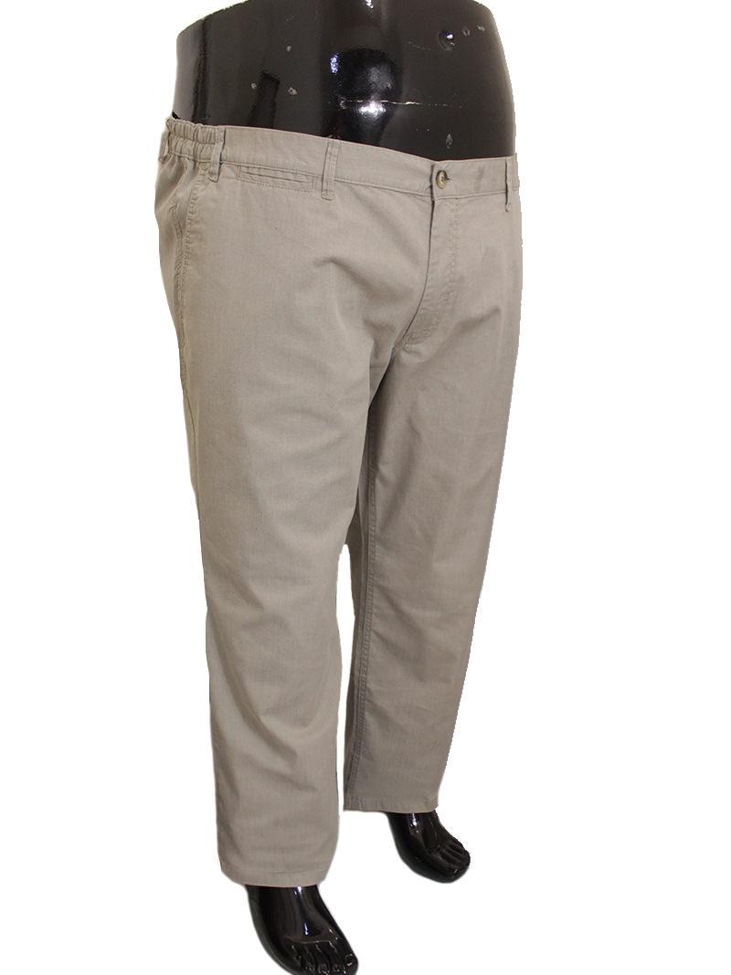 Летние хлопковые брюки