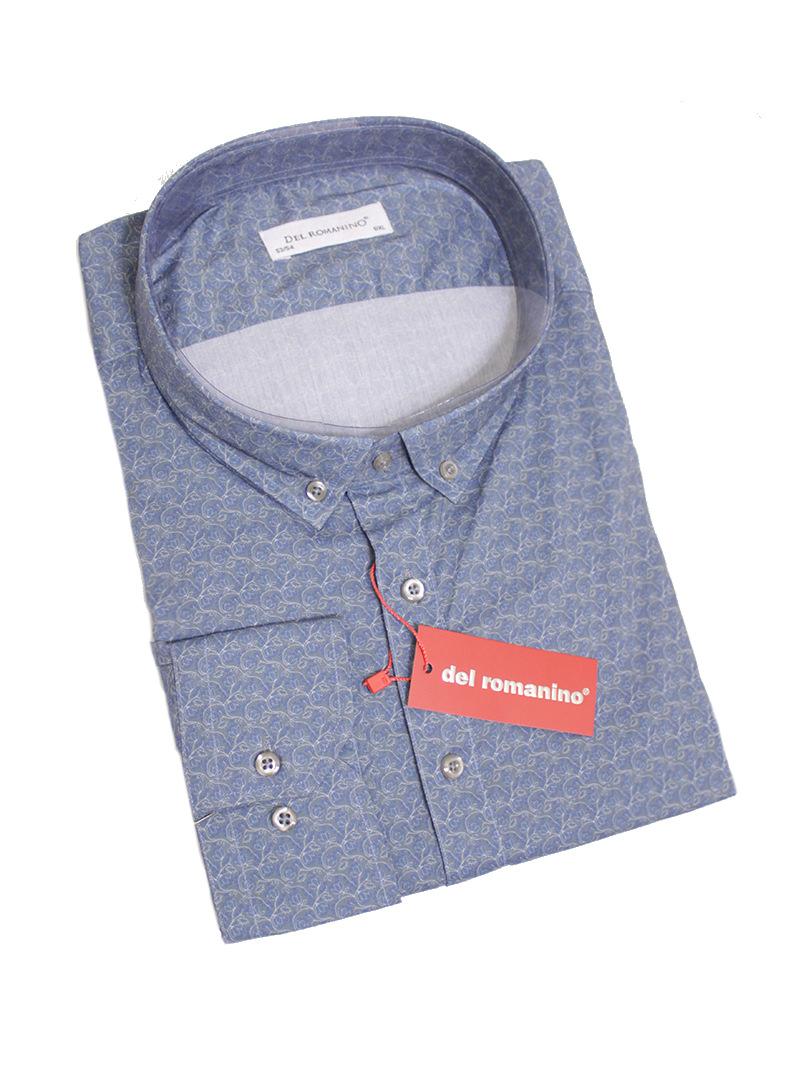 Рубашка DEL ROMANINO 1817897-3